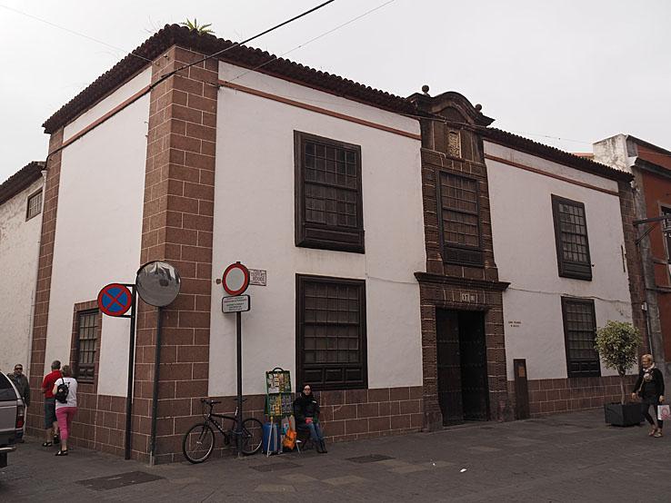 Riquel huset. San Cristobal de La Laguna (U)