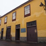 Van den Heede huset. San Cristobal de La Laguna (U)