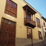 Traditionell arkitektur. La Orotava