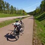 Bra cykelvägar på Åland!