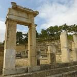 Tempel. Kamiros
