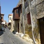 Turkiska delen i Rhodos gamla stad (U)