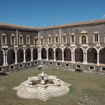 Klostret Monastero Dei Benedettini Di San San Nicolò. Catania (U)