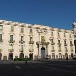 Palazzo dell´ Universita´. Catania
