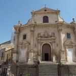 Chiesa delle Anime del Purgatorio. Ragusa Ibla (U)