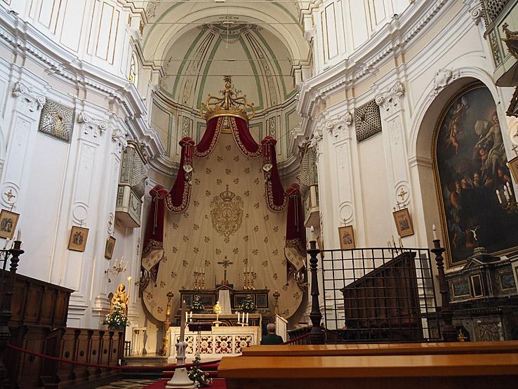 Chiesa di San Giuseppe. Ragusa Ibla (U)