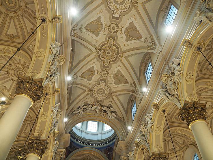 Cattedrale San Giovanni Battista. Ragusa Superiorer (U)