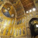 Normandiska katedralen. Monreale (U)
