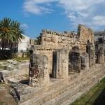 Apollo-templet. Siracusa (U)