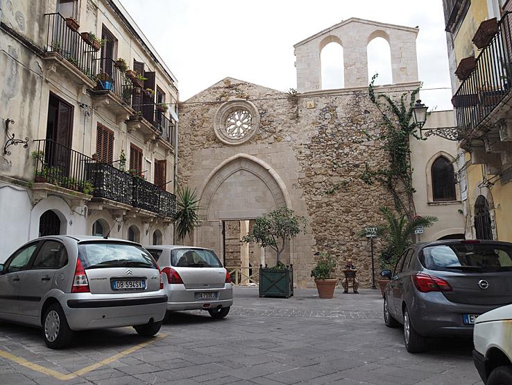 Chiesa di San Giovanni Battista. Siracusa (U)