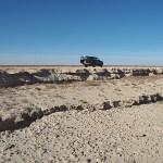 Ustiurplatån. Aralsjön
