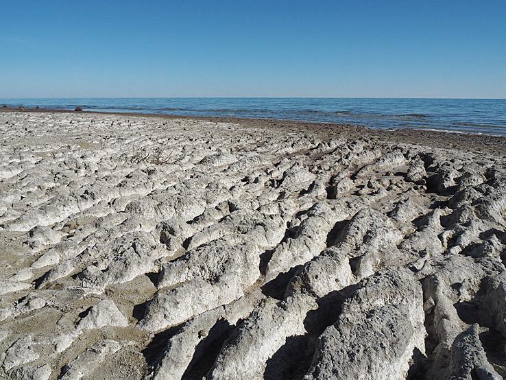 Vid Aralsjön