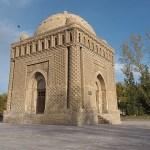 Samanid mausoleet. Bukhara (U)