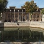 Bolo-Hauz moskén. Bukhara (U)