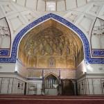 Bolo-Hauz moskén. Buchara (U)
