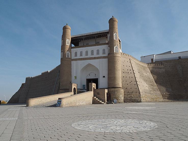 Fortet Ark. Bukhara (U)