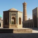 Kalon moskén. Bukhara (U)