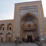 Muhammad Rahim-Khan madrasa. Khiva (U)