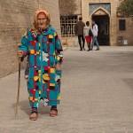 Miljöbild. Khiva