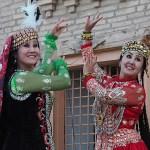 Dansare. Khiva
