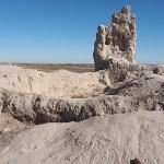 Fortet Gaur-Kala. Nukus