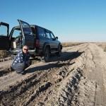 Vägen till Aralsjön.