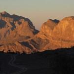 Jebel Shams, Omans högsta berg
