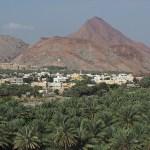 Vackra oaser. Oman