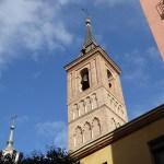 Kyrkan San Nicolas. Madrid