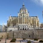 Katedralen La Almudena. Madrid