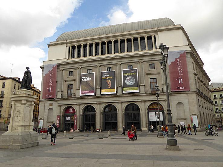 Operan. Madrid