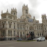 Palacio de Cibeles. Madrid