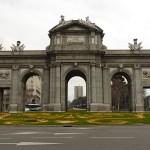 Puerta de Alcala. Madrid