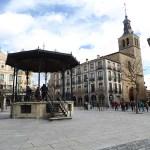 Iglesia de San Miguel. Segovia (U)