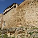 Del av stadsmuren. Segovia (U)