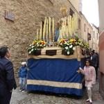 Påskprocession. Segovia