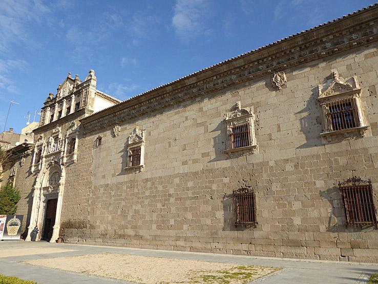 Hospital de Santa Cruz. Toledo (U)