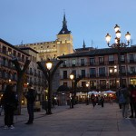 Plaza de Zocodover. Toledo