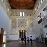 Synagogan El Transito. Toledo (U)