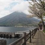 Sjön Chuzenji. Nikko