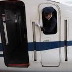 Dags för avgång? Shinkansen avgår punktligt!