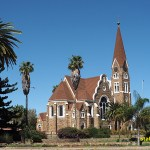 Christus Kirche. Windhoek
