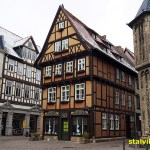 Marktplatz. Quedlinburg