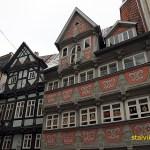 Gildehuset Zur Rose. Marktplatz. Quedlinburg