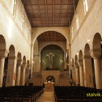 St Servatii kirche. Quedlinburg