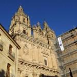 Iglesia de Clerecia. Salamanca (U)