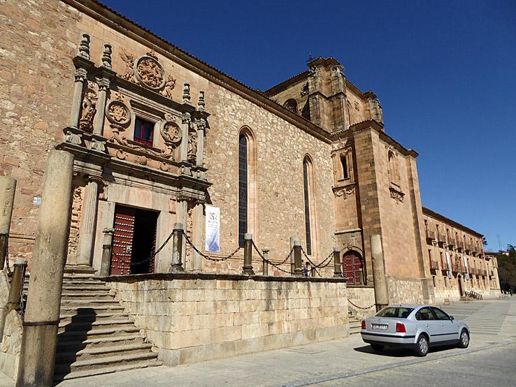 Collegio Fonseca. Salamanca (U)