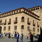 Palacio Garci Grande. Salamanca (U)