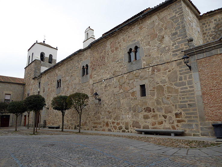Palacio Episcopal. Avila (U)
