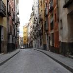 Calle Alfonso VIII. Cuenca (U)